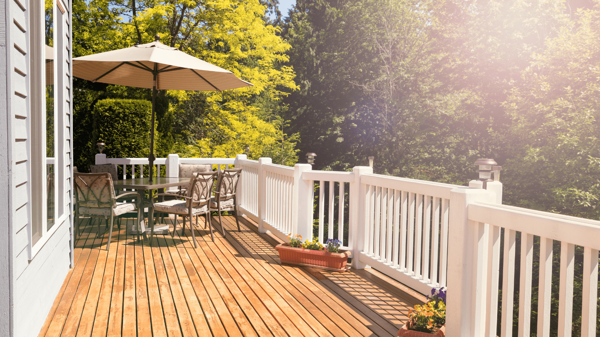 What you need to know about Decks & Balconies